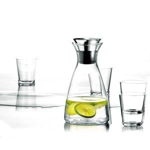 Komplet karafka oraz 4 szklanki Eva Solo