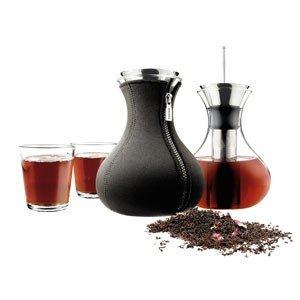 Zaparzacz do herbaty i 2 szklanki Eva Solo