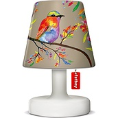 Abażur Cooper Cappie do lampy Edison the Petit Birdie Brown