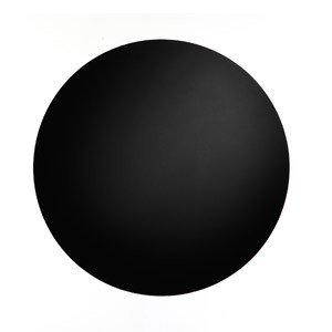 Blat do kosza metalowego Ferm Living czarny laminat