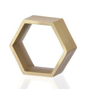 Obrączki do serwetek Hexagon 4 szt.