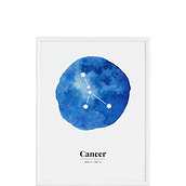 Plakat Cancer