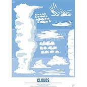 Plakat Clouds