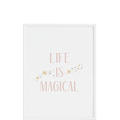 Plakat Life is Magical