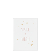 Plakat Make a Wish