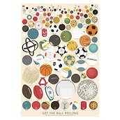 Plakat The Great Collection of 127 Balls