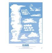 Plakat Clouds - zdjęcie 1