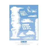 Plakat Chmury - zdjęcie 1