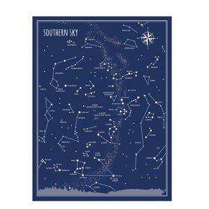 Plakat Southern Sky