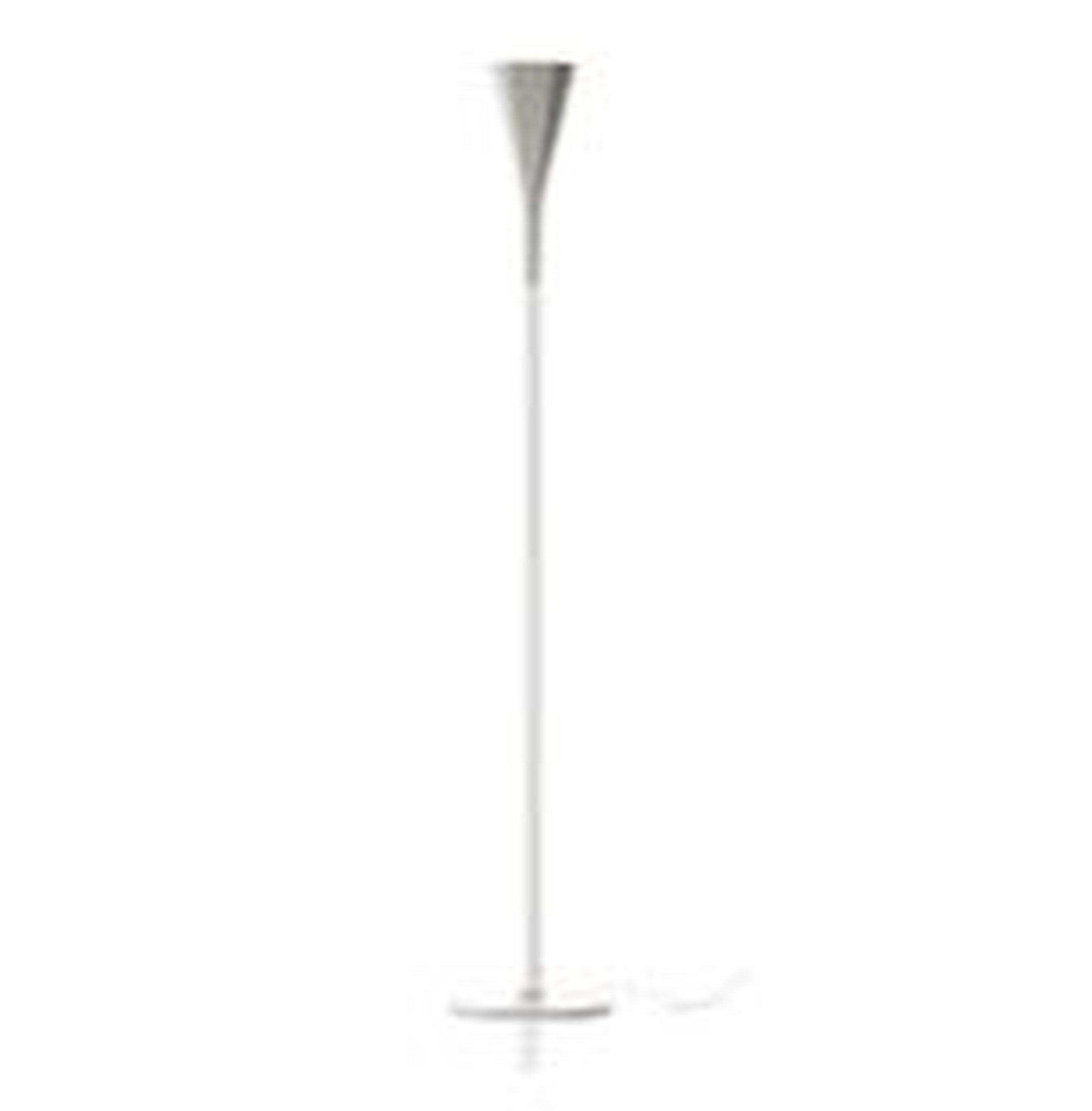 Lampa podłogowa Aplomb biała - małe zdjęcie