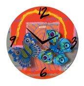 Zegar ścienny Volare Red
