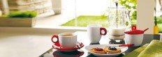 Filiżanki do cappuccino Gocce 2 szt. - zdjęcie 2