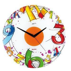 Zegar ścienny Number
