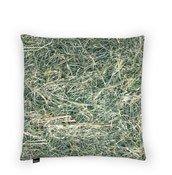 Poduszka z wypełnieniem z łusek gryki Hayka 40 x 40 cm siano - małe zdjęcie
