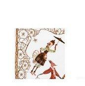 Serwetki papierowe Tanssi 33 cm - małe zdjęcie