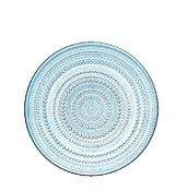 Talerz płaski Kastehelmi 31 cm light blue - małe zdjęcie