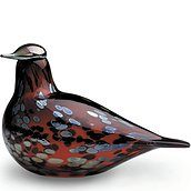 Figurka Rubby Bird Cranberry