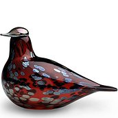 Figurka Ruby Bird