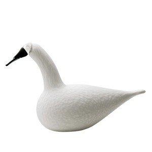 Figurka Whooper Swan biała