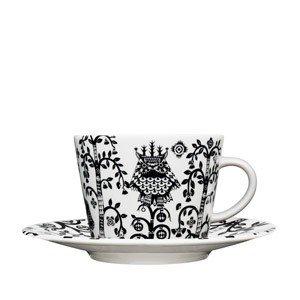 Filiżanka do cappuccino Taika czarna
