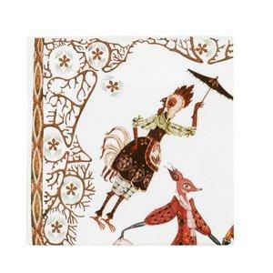 Serwetki papierowe Tanssi 33 cm