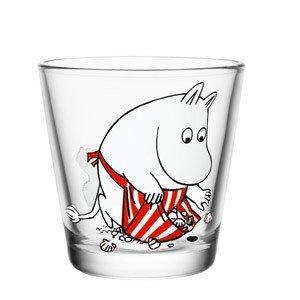 Szklanka Moomin