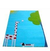 Dywan Żyrafa Soft Play 134 x 180 cm