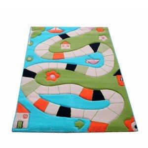 Dywan Soft Play Plansza do Gry 160 x 230 cm