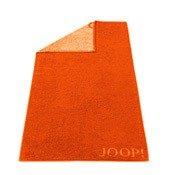 Ręcznik 50x30 cm Classic Doubleface pomarańczowy - małe zdjęcie