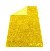 Ręcznik 100x50 cm Classic Doubleface żółty - małe zdjęcie