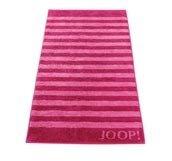 Ręcznik 200x80 cm Classic Stripes fuksja - małe zdjęcie