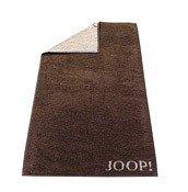 Ręcznik 100x50 cm Shades Doubleface brązowy - małe zdjęcie
