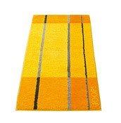 Ręcznik 100x50 cm Shades Squares żółty - małe zdjęcie