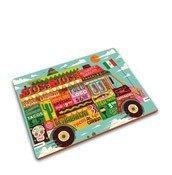 Deska wielofunkcyjna Food Truck