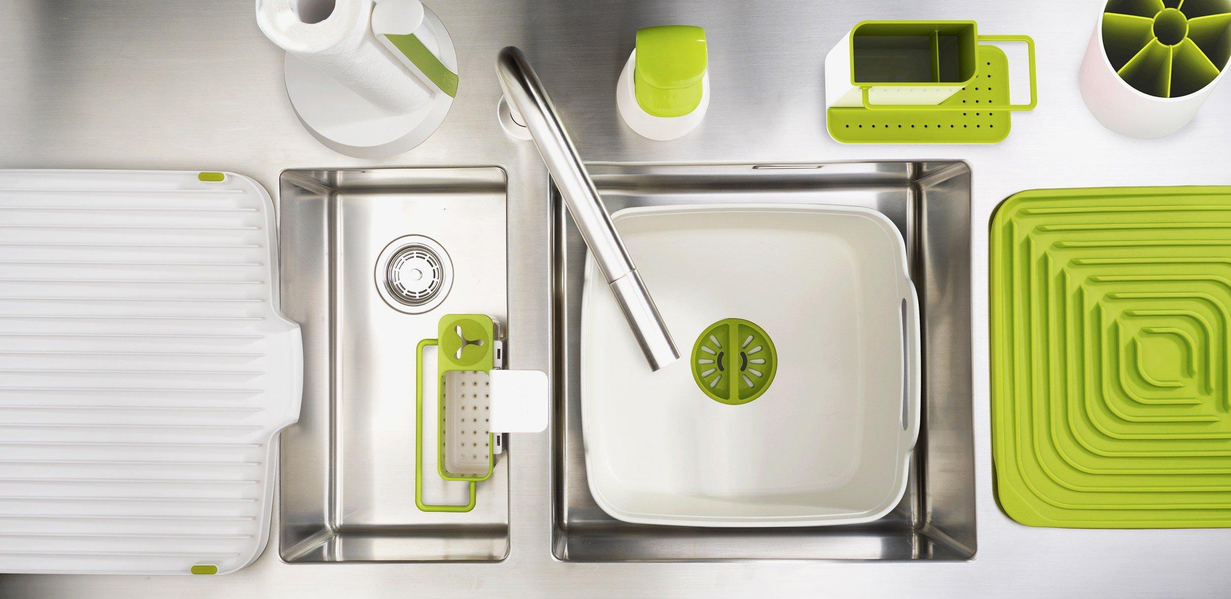 Akcesoria do zmywania naczy sink set 3 szt joseph for Ustensile cuisine professionnel