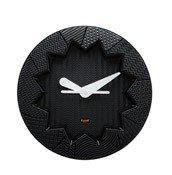 Zegar ścienny Crystal Palace czarny - małe zdjęcie