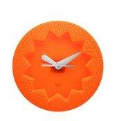 Zegar ścienny Crystal Palace pomarańczowy - małe zdjęcie