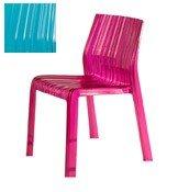 Krzesło Frilly turkusowe - małe zdjęcie