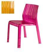 Krzesło Frilly pomarańczowe - małe zdjęcie
