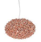 Lampa wisząca Bloom New metalizowany miedź - małe zdjęcie