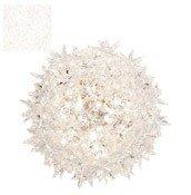 Plafon Bloom nieprzeźroczysty biały - małe zdjęcie