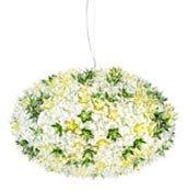 Lampa wisząca Big Bloom miętowa - małe zdjęcie