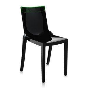 Krzesło Hi-Cut czarne