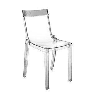 Krzesło Hi-Cut przezroczyste