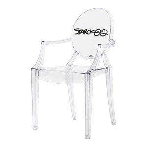Krzesło Louis Ghost Anniversary