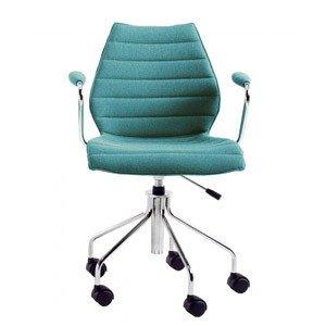 Krzesło na kółkach Maui Soft