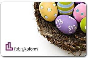 Karta prezentowa Wielkanoc