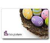 Karta prezentowa Wielkanoc - zdjęcie 1
