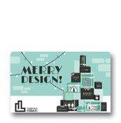 Karta prezentowa Merry Design - zdjęcie 1