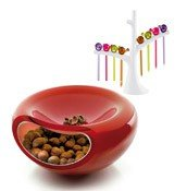 bowls & accessories for snacks and starters